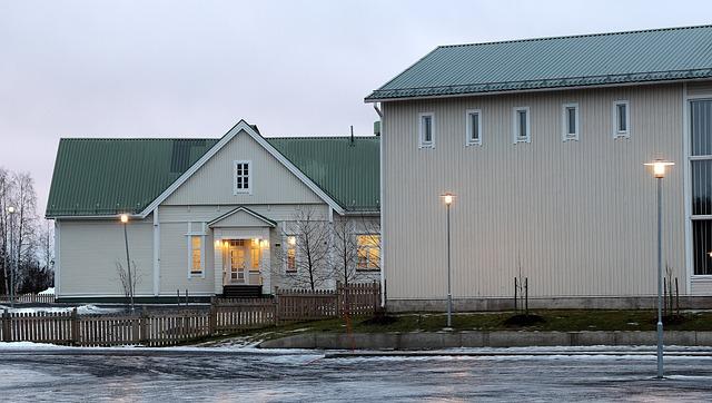finská škola