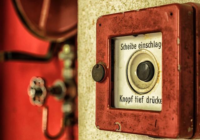 starý alarm