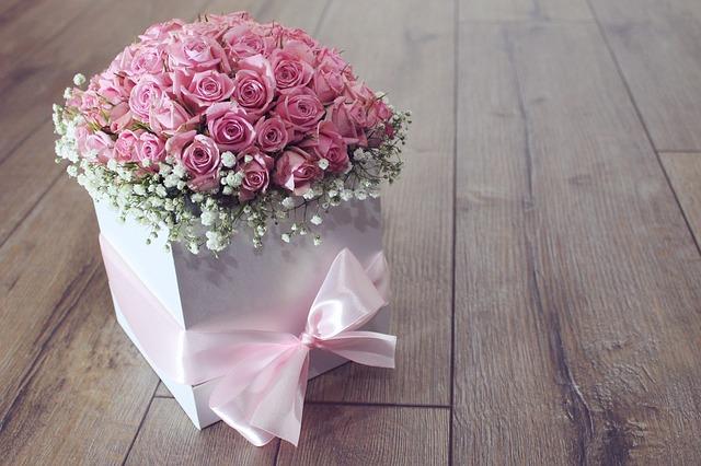 bedýnka růžiček