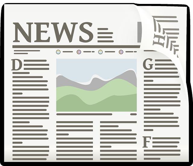 tištěné noviny